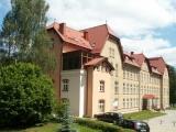 """""""Szpital Pulmunologiczny w Olsztynie- przebudowa i remont"""" - Pracownia Projektowa AKON"""
